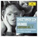 Symphony - 【送料無料】 Shostakovich ショスタコービチ / Sym, 4, : Salonen / Lapo +orango Prologue 【SHM-CD】