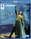 Verdi ベルディ / 『アッティラ』全曲 マエストリーニ演出、バッティストーニ&パルマ・レッジョ劇場、パローディ、デ・ビアージョ、..
