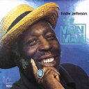Artist Name: E - Eddie Jefferson / Main Man 輸入盤 【CD】