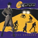 艺人名: M - 【送料無料】 Motels / Litttle Robbers 可愛い泥棒たち 輸入盤 【CD】