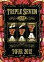【送料無料】 AAA トリプルエー / AAA TOUR 2012 -777- TRIPLE SEVEN 【DVD】