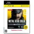 PS3ソフト(Playstation3) / メタルギア ソリッド ピースウォーカー HD エディション PlayStation3 the Best 【GAME】