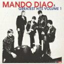 【送料無料】 Mando Diao マンドゥディアオ / Greatest Hits Vol.1 【CD】