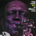 藝人名: K - King Curtis キングカーティス / Live At Fillmore West 【CD】