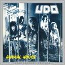 艺人名: U - 【送料無料】 U.D.O. ユーディーオー / Animal House 輸入盤 【CD】