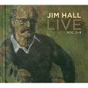 【送料無料】 Jim Hall ジムホール / Live Vol.2-4 (3CD) 輸入盤 【CD】