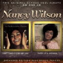 Artist Name: N - Nancy Wilson ナンシーウィルソン / Can't Take My Eyes Off You / Now I'm A Woman 輸入盤 【CD】
