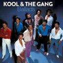 Kool&The Gang クール&ザギャング / Ballads 輸入盤 【CD】