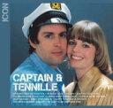 Artist Name: C - Captain & Tennille / Icon 輸入盤 【CD】