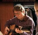 Artist Name: J - 【送料無料】 John Denver ジョンデンバー / Live At Cedar Rapids 12 / 10 / 87 輸入盤 【CD】