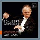 Composer: Sa Line - 【送料無料】 Schubert シューベルト / 交響曲全集 マゼール&バイエルン放送交響楽団(3CD) 輸入盤 【CD】