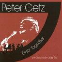Artist Name: P - Peter Getz / Getz Together 輸入盤 【CD】