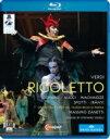 Verdi ベルディ / 『リゴレット』全曲 ヴィジオーリ演出、ザネッティ&パルマ・レッジョ劇場、ヌッチ、マチャイゼ、デムーロ、他(200..