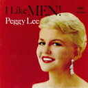 Artist Name: P - Peggy Lee ペギーリー / I Like Men 【CD】