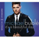 艺人名: M - Michael Buble マイケルブーブレ / It's A Beautiful Day (2tracks) 輸入盤 【CDS】