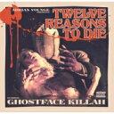 Artist Name: G - Ghostface Killah / Adrian Younge / Twelve Reasons To Die 輸入盤 【CD】