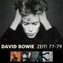 艺人名: D - 【送料無料】 David Bowie デヴィッドボウイ / Zeit 輸入盤 【CD】