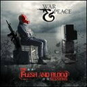 Artist Name: W - War And Peace / Flesh & Blood Sessions 輸入盤 【CD】