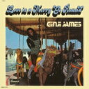 Ginji James / Love Is A Merry Go Round 【CD】