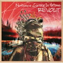 Artist Name: Na Line - 【送料無料】 Nothing's Carved In Stone / REVOLT 【CD】