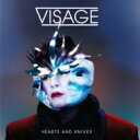Visage ビサージ / Hearts And Knives 輸入盤 【CD】