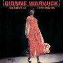 艺人名: D - Dionne Warwick ディオンヌワーウィック / On Stage & In The Movies 【CD】