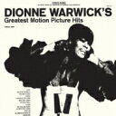 Artist Name: D - Dionne Warwick ディオンヌワーウィック / Greatest Motion Picture Hits 【CD】