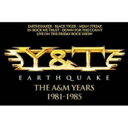 Artist Name: Y - 【送料無料】 Y&T イエスタデイアンドトゥデイ / Earthquake: The A & M Years 輸入盤 【CD】