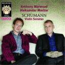 作曲家名: Sa行 - Schumann シューマン / ヴァイオリン・ソナタ第1番、第2番、第3番 マーウッド、マジャール 輸入盤 【CD】