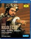 Verdi ベルディ / 『リゴレット』全曲 ポネル監督、シャイー&ウィーン・フィル、パヴァロッティ、ヴィクセル、他(1981 ステレオ)..