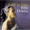 Artist Name: B - Billie Holiday ビリーホリディ / Lady In Satin + 4 【BLU-SPEC CD 2】