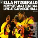 艺人名: E - 【送料無料】 Ella Fitzgerald エラフィッツジェラルド / Newport Jazz Festival Live At Carnegie Hall 【BLU-SPEC CD 2】