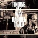 藝人名: G - Gabriel Tajeu / Finding My Way 【CD】