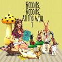 艺人名: Sa行 - 【送料無料】 SHAKALABBITS シャカラビッツ / Rabbits, Rabbits, All the way 1 【初回限定盤】 【CD】