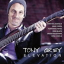 艺人名: T - Tony Grey トニーグレイ / Elevation 【CD】
