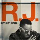藝人名: R - R.j. / Emotions 【CD】