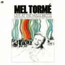 藝人名: M - Mel Torme メルトーメ / Live At Maisonette 【CD】