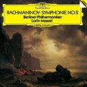 作曲家名: Ra行 - Rachmaninov ラフマニノフ / 交響曲第2番、交響詩『死の島』 マゼール&ベルリン・フィル 【SHM-CD】