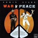 Artist Name: E - Edwin Starr / War And Peace 【CD】