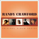 艺人名: R - 【送料無料】 Randy Crawford ランディクロフォード / 5CD Original Album Series Box Set (5CD) 輸入盤 【CD】