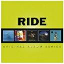 Artist Name: R - 【送料無料】 Ride ライド / 5cd Original Album Series 輸入盤 【CD】