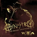 Artist Name: M - 【送料無料】 Ministry ミニストリー / Enjoy The Quiet: Live At Wacken 2012 輸入盤 【CD】