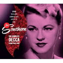 Artist Name: J - 【送料無料】 Jeri Southern / Warm Singing Style Of Jeri Southern-complete Decca Years 51-57 輸入盤 【CD】