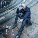 Sting スティング / Last Ship 【LP】