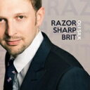 藝人名: O - 【送料無料】 Oli Silk / Razor Sharp Brit 輸入盤 【CD】
