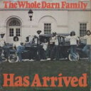 Artist Name: T - Tyrone Thomas & The Whole Darn Family / Has Arrived +2 【CD】