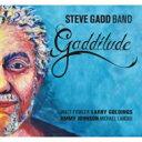 Artist Name: S - Steve Gadd スティーブガッド / Gadditude 輸入盤 【CD】