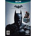 【送料無料】 Game Soft (Wii U) / バットマン: アーカム・ビギンズ 【GAME】