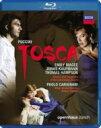 Puccini プッチーニ / 『トスカ』全曲 カーセン演出、カリニャーニ&チューリヒ歌劇場、マギー、カウフマン、ハンプソン、他(2009 ..