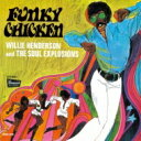 藝人名: W - Willie Henderson / Funky Chicken+9 【CD】